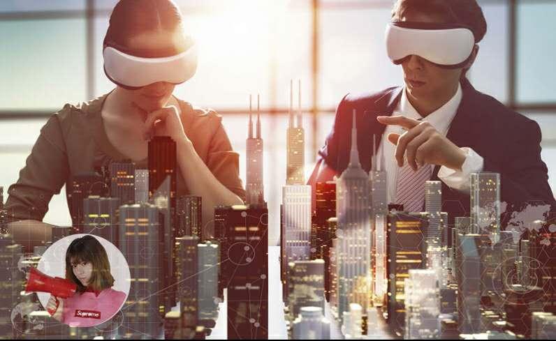 用VR和AR拯救设计尸和攻城狮!!#VR AR颠覆建造施工AEC行...
