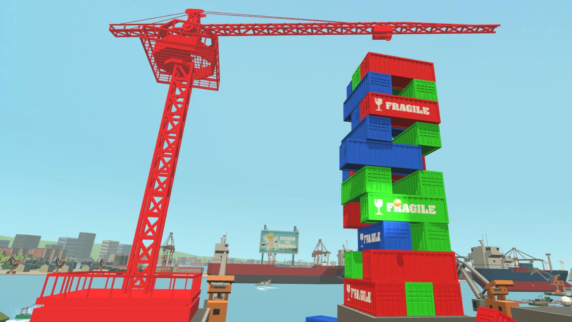 情怀游戏也疯狂——CRANGA!:Harbor Frenzy体验测评